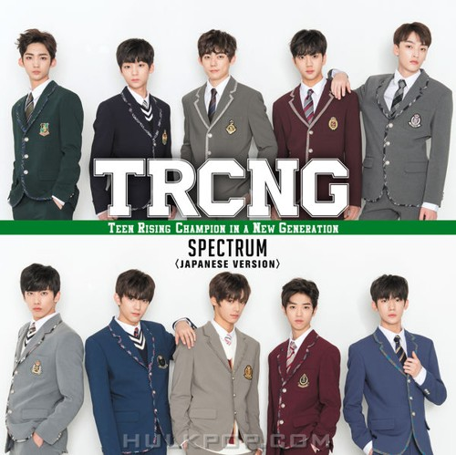TRCNG – Spectrum (Japanese Version) – Single