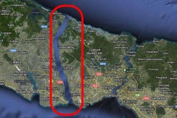 Kanal İstanbul'a Dair