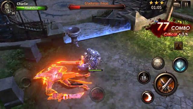 [WAJIB COBA] 5 GAME MMO UNTUK ANDROID & IOS PALING KEREN & TERBAIK