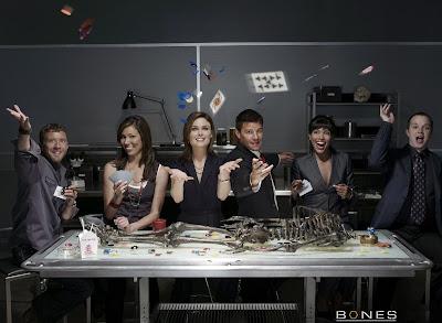 Bones tercera temporada season 3