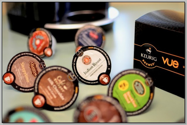 Coffee Pods For Vue