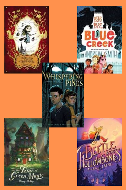 Books Middle Grades Kids Fall 2020