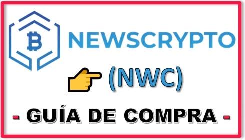 Cómo y Dónde Comprar NEWSCRYPTO (NWC) Tutorial Paso a Paso