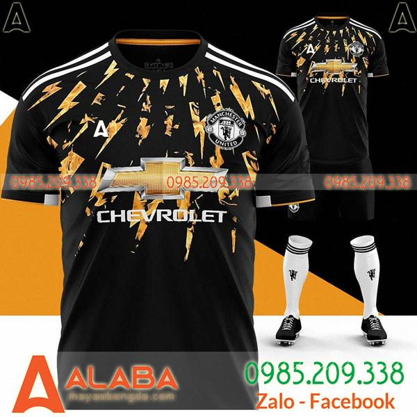Đặt may quần áo bóng đá đẹp và lạ - Mã ALB 113