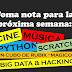 """Toma Nota Para La Próxima Semana: Cine, Música, Python, Un Cubo De Rubik """"Mágico"""", Scratch, Big Data & Hacking"""