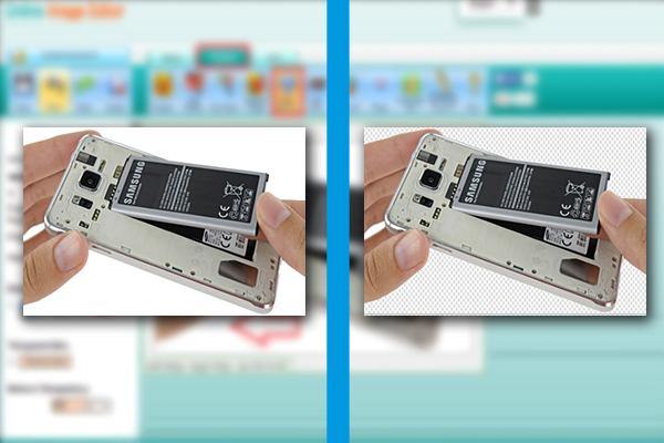 كيف تقوم بنزع خلفية أي صورة في ثواني و بدون برامج | طريقة بسيطة جدا !