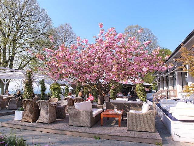 hotell med terrass i Skåne