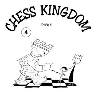 Level 4 - Sách bài tập cờ vua chủ đề chiếu bí 3 nước dành cho bé