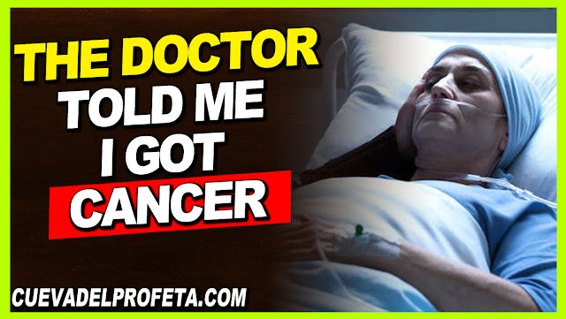 The doctor told me I got cancer but what does God say - William Marrion Branham