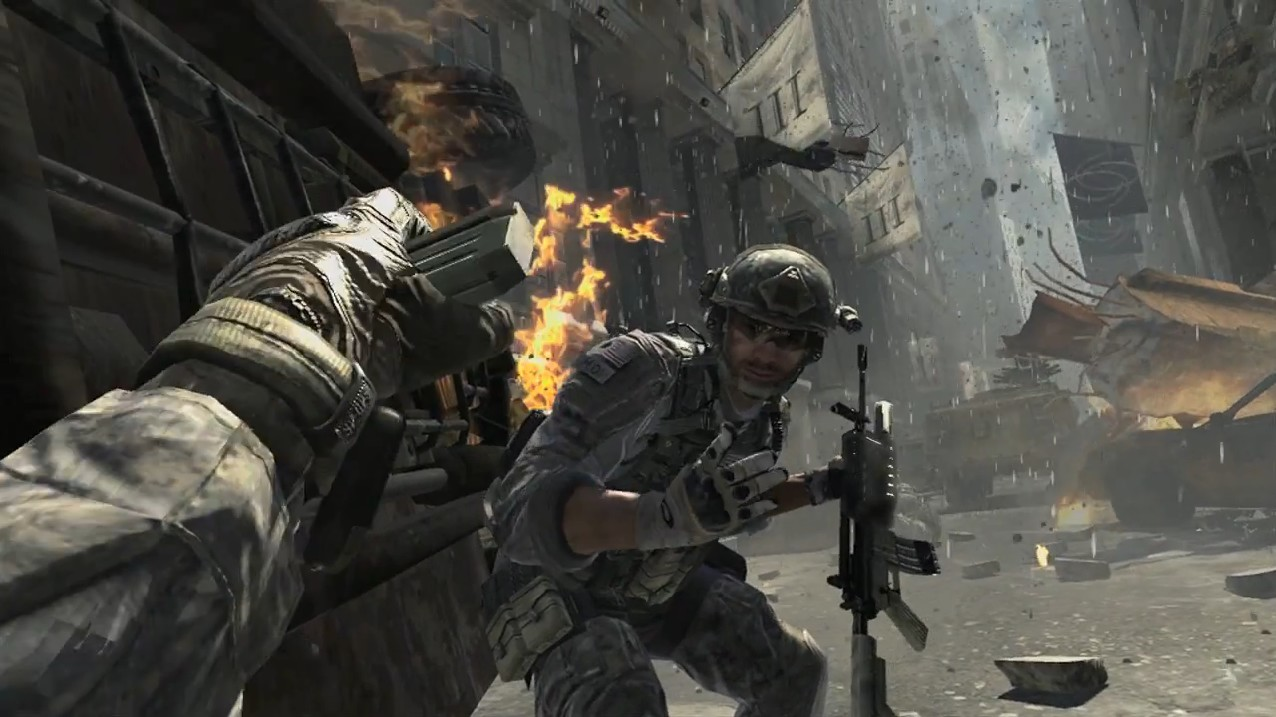 call of duty modern warfare 3 cracked free download