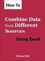 How to Combine Data from Different Sources Using Excel
