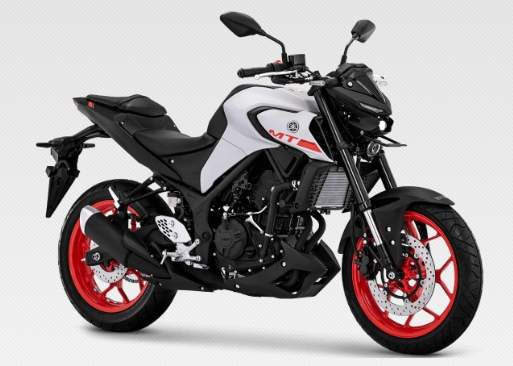 Warna New Yamaha MT 25 Indonesia Matte Grey