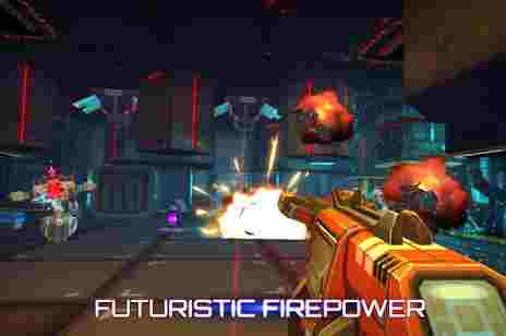 Game FPS Offline Android Ukuran Kecil