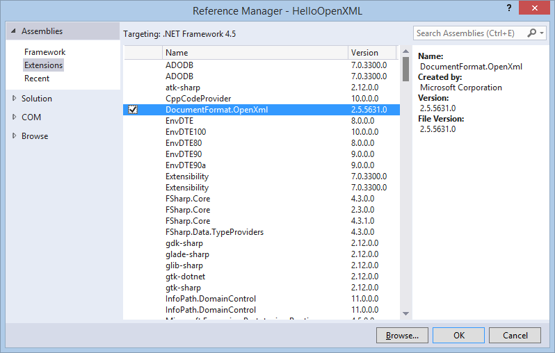 Export to Excel use OpenXML SDK ~ SharePoint 365