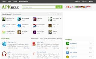 apkhere.com situs download aplikasi android terbaru