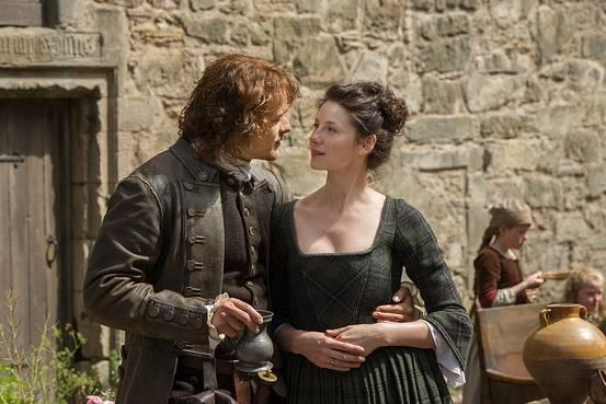 Outlander Season 1,2,3,4
