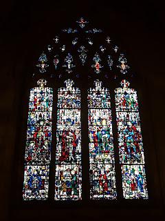 ventanas catedral san juan el divino