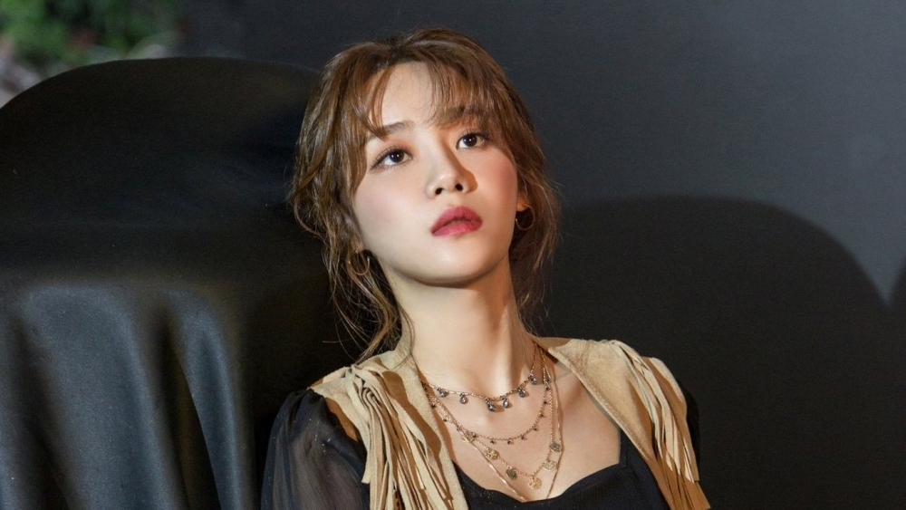 AOA's Yuna Officially Leave FNC Entertainment