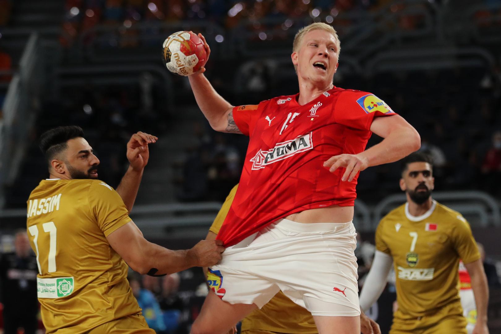 مشاهدة مباراة مصر ضد السويد