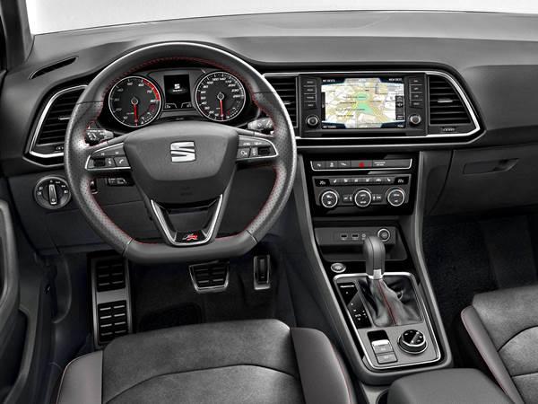 Seat Ateca 2018: review, características generales, especificaciones técnicas