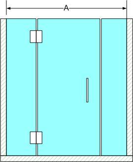 In Line Enclosure Panel Door Panel 3
