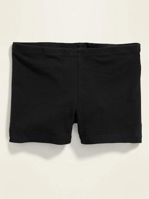 Old Navy Jersey Biker Shorts