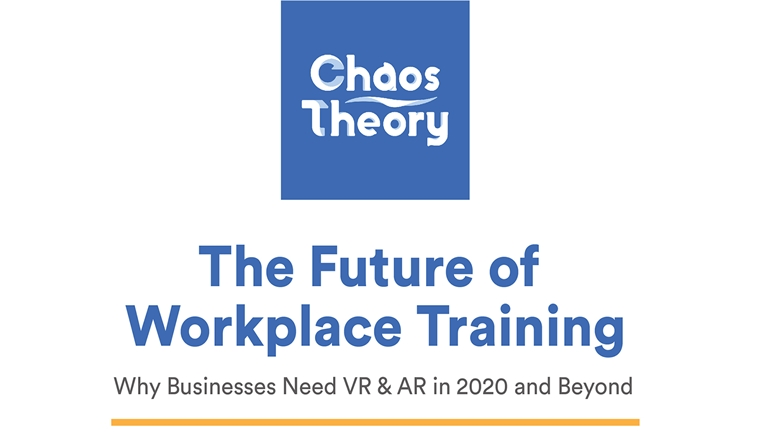 The Future Of Workplace AR & VR Training #Infographic