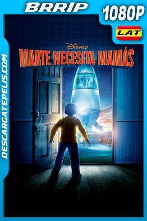 Marte necesita mamás (2011) 1080p BRrip Latino – Ingles