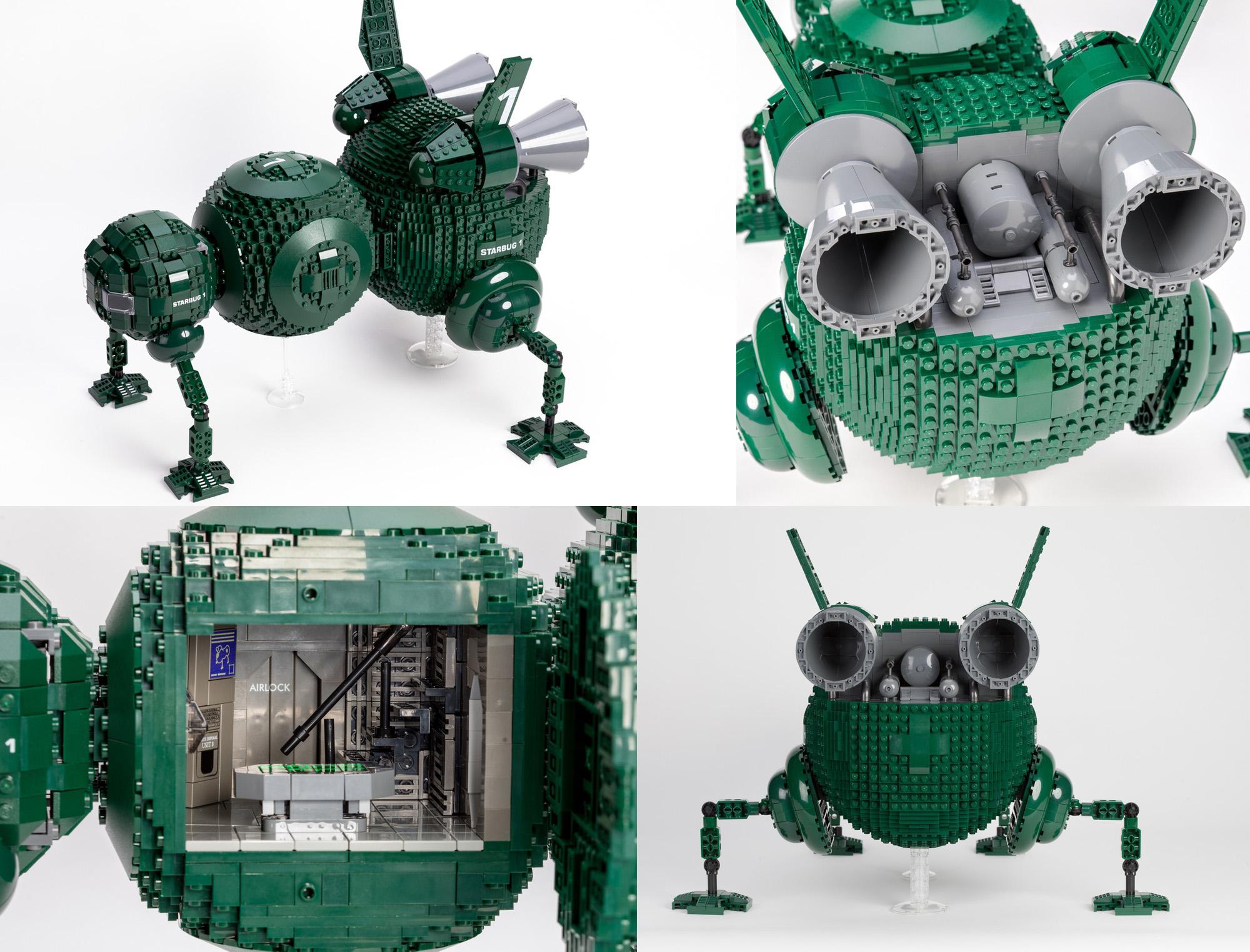宇宙船レッド・ドワーフ号のスターバグ:Red Dwarf Starbug