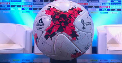 Official Ball for FIFA U-17 World Cup 2017 Launched