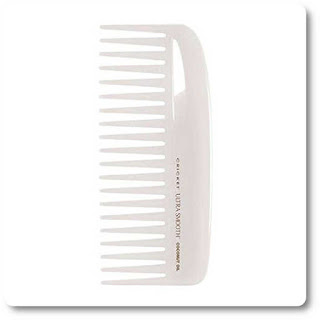 Ultra Smooth Coconut Conditioning Comb by Cricket