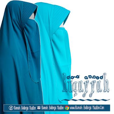 Jilbab Cadar Biru Tosca Tua Biru Tosca Muda