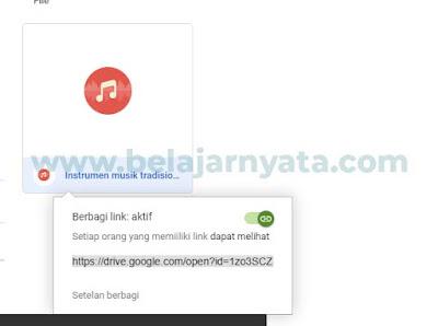 Cara Membagikan File di Google Drive dengan Mudah