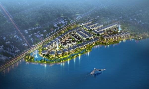 Khu đô thị Palm Marina Quận 9