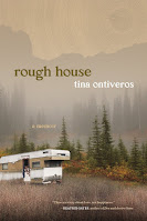 book cover of Rough House by Tina Ontiveros, new from OSU Press