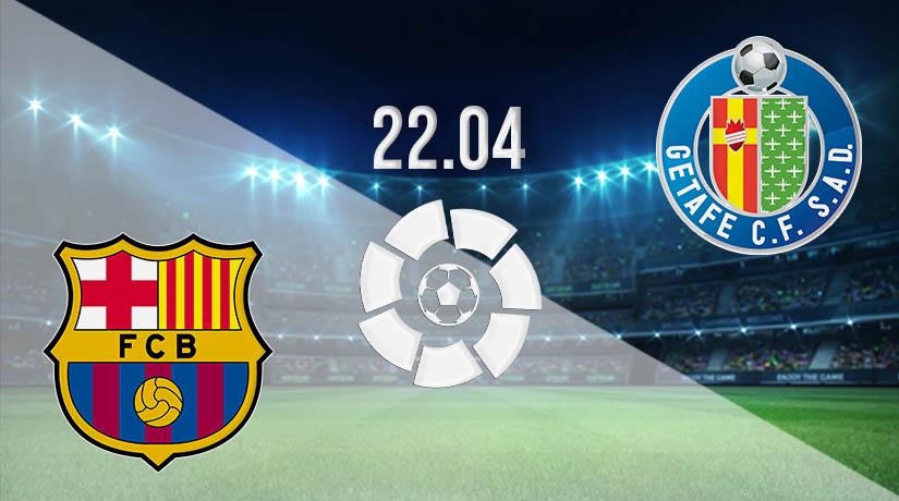 بث مباشر مباراة برشلونة وخيتافي