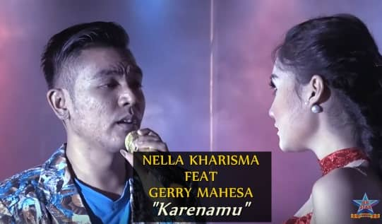 download lagu Karenamu Nella Kharisma feat Gerry Mahesa