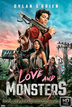 Amor Y Monstruos [1080p] [Latino-Ingles] [MEGA]