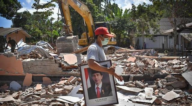 BNPB Tolak Status Bencana Nasional untuk Lombok