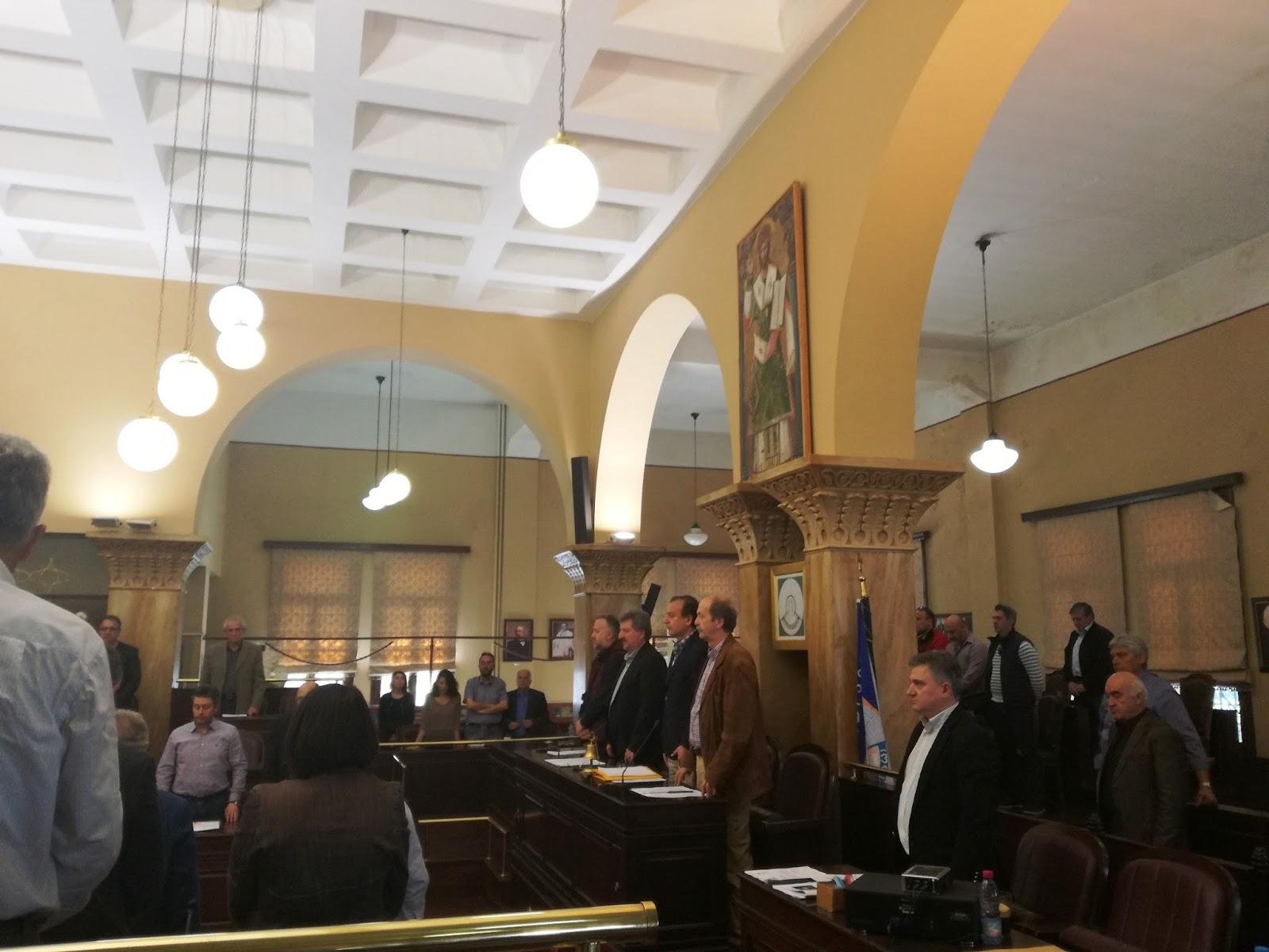 Ιωάννινα:Απο την ...εκτός ημερησίας συζήτηση στο Δημοτικό Συμβούλιο