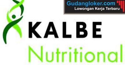 Lowongan Kerja Terbaru Sanghiang Perkasa Kalbe Nutritional