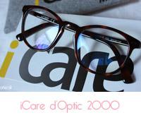 icare lunettes pour lumière bleue