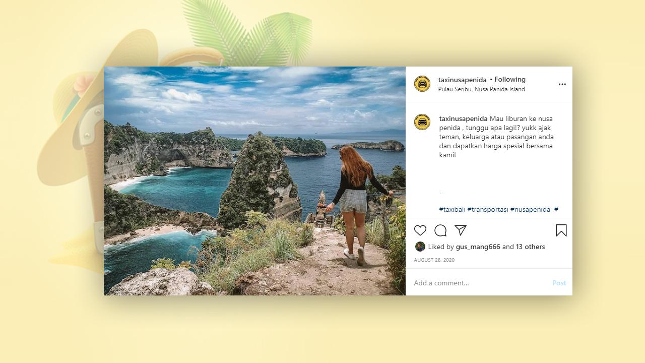 Tips Liburan Backpacker ke Nusa Penida, Bali | Jalan-Jalan ke Nusa Penida ala Backpacker? Gampang!