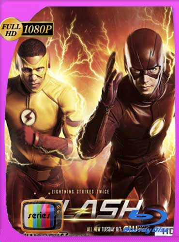 The Flash Temporada 1-2-3-4-5 HD [1080p] Latino [GoogleDrive] SilvestreHD