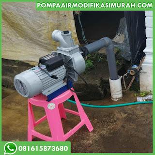 Pompa Air Modifikasi Untuk Kolam Ikan