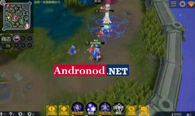 Dimension Battle 次元大作战 MOBA Android Apk Terbaru