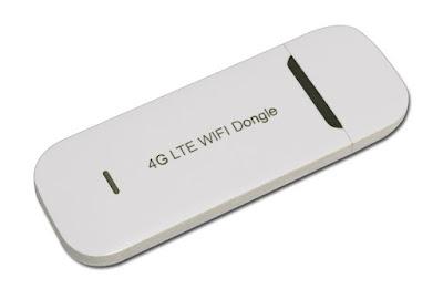 Modem Wifi 4G LTE untuk Semua Kalangan Usia