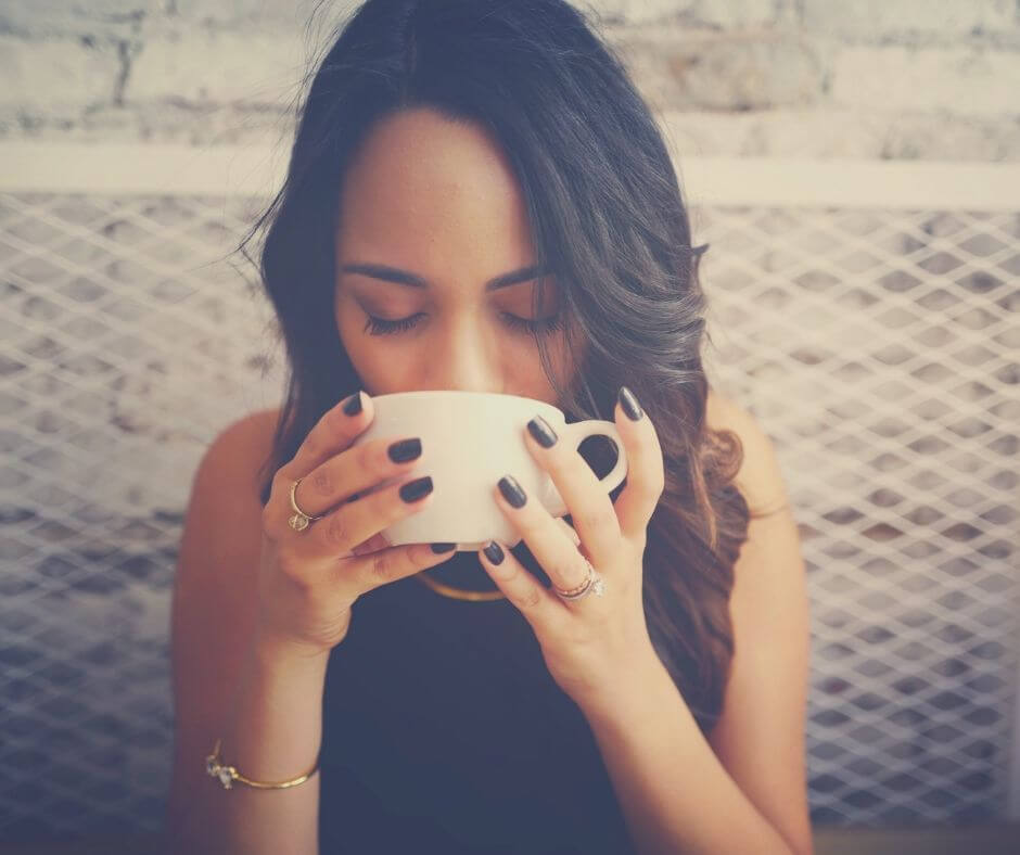How To Get 10 Minutes For Self-Care | Sitting to have coffee is a form of self-care - when will you do it?