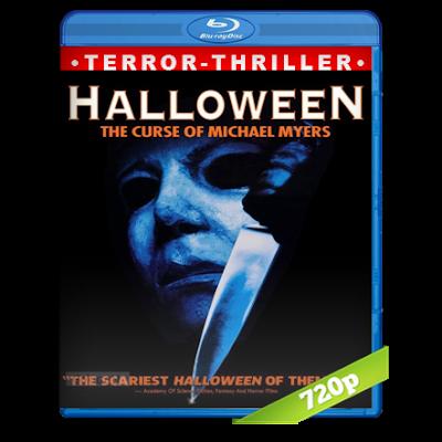 Halloween 6 (1995) BRRip 720p Audio Trial Latino-Castellano-Ingles 2.0