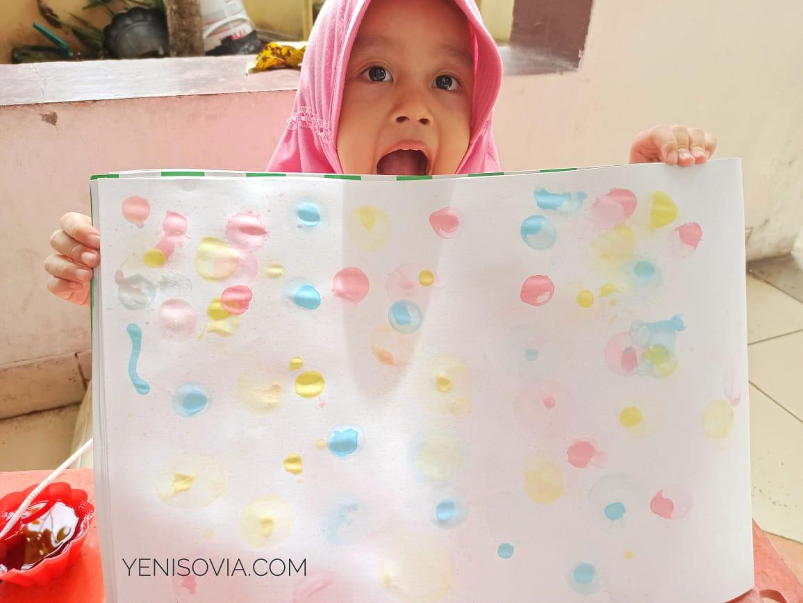 Lukisan untuk anak usia dini